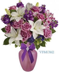 A LOVELY SMILE! Floral Arrangement