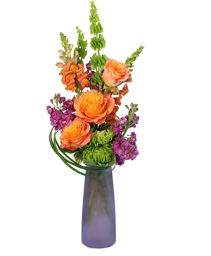 A Magnificent Mix Flower Arrangement in Ozone Park, NY | Heavenly Florist