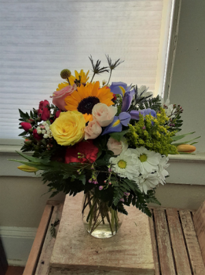 A mix of beauty  in Nassawadox, VA | Florist By The Sea