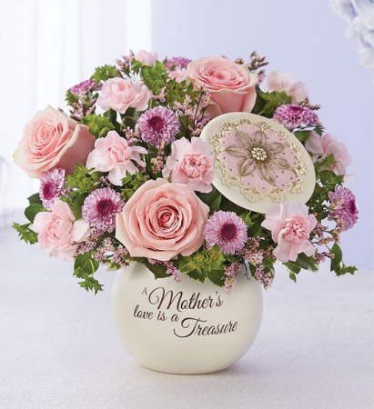 A Mother's Love Canister