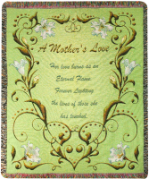 A Mother's Love Throw