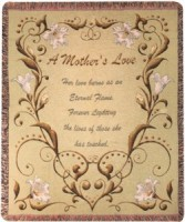 A MOTHERS LOVE THROW