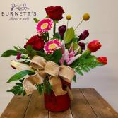 A Mothers Love Vase Arrangement