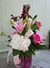 A Mother's Love Vase Arrangement