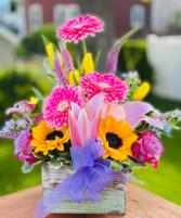 A New Day Flower Arrangement