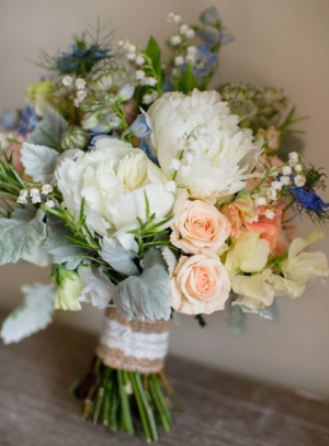 A Pastel Beauty Sweet yet Sophisticated in Canon City, CO   TOUCH OF LOVE FLORIST AND WEDDINGS