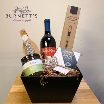 A pick-nick Gift basket