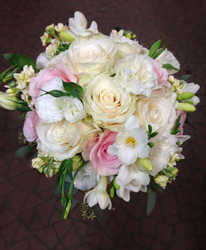 A Pinch of Pink Bouquet in Charlotte, NC | Plush Blooms of Charlotte