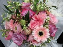 A Princess Wedding Bridal Bouquet