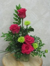 V100 - I Pink You're Special Bouquet! Arrangement