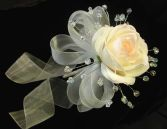 A Single Rose  Hand Tied Bouquet