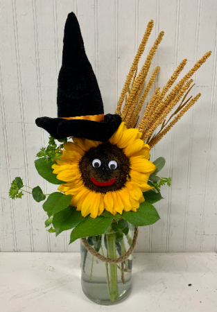 A Smile for Fall