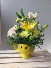 A smile for You Arrangements