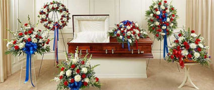A solute to our Hero Funeral