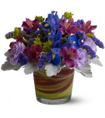 A Springtime Awakening Fresh Flowers