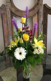 A Summer Day Bouquet