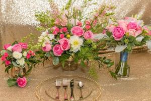 A Touch of Class  Wedding Flowers  in Gilroy, CA | Expressions Floral (Frank's Garden)