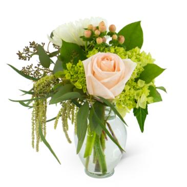 A Touch of Grace Vased Arrangement