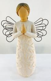 a tree, a prayer Willow Tree Angel