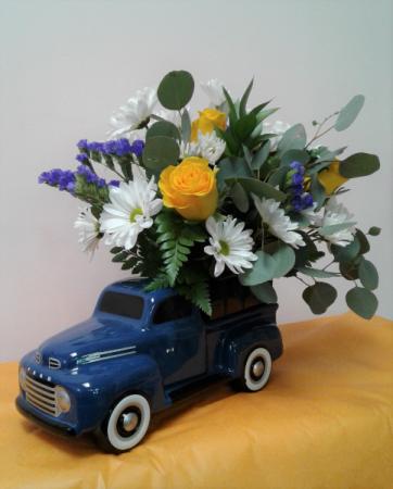 A True Classic Floral Arrangement