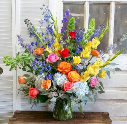 Belle of the Ball Vase Arrangement