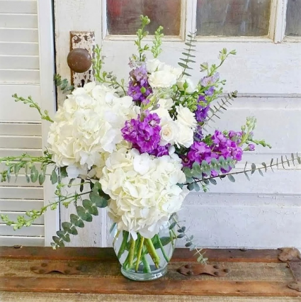 The Perfect Day  Vase Arrangement