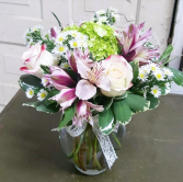 A Spoonful of Sugar Vase Arrangement