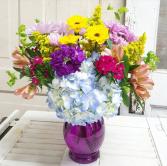 The Gladys Bouquet  Vase Arrangement