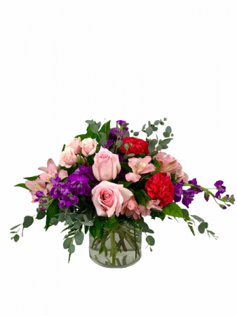 A walk in Paris  Flower arrangement