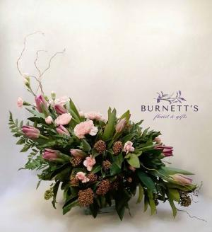 A walk in the Garden  Vase Arrangement in Kelowna, BC | Burnett's Florist