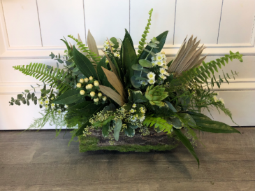 A Walk in the Woods Centerpiece
