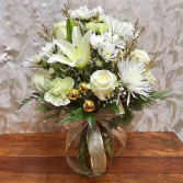A Winter Romance Bouquet