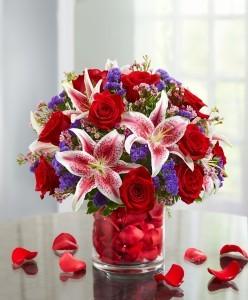 Flowers Be Mine Bouquet