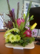 Brighten Up Your Day arrangement