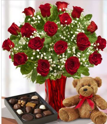 Total Valentines Package Promotion