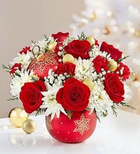 Roma Florist Christmas present