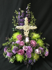 Custom Cross Arrangement