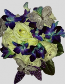 AB-1106-Brides Bouquet Wedding Brides Bouquet