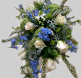 AB-1110-Brides Boquet Wedding Brides Bouquet