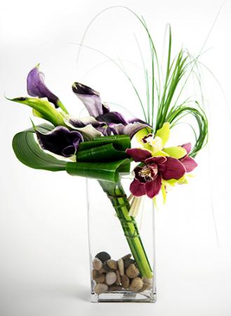 Abbastanza con orchidee GEF019