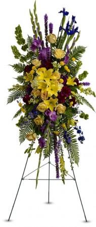 In Loving Memory Spray Funeral