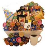 K - Cup Coffee Gift Basket Any occasion K-Cup Gift basket