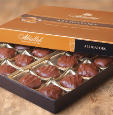 Abdallah Alligators Chocolates
