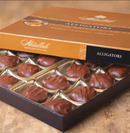 Abdallah Alligators Chocolates