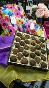 Abdallah Boxed Chocolates Wonderful Candy in Several Sizes