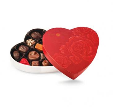 Abdallah Foil Heart Valentine's Day