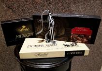 Abdallah Gourmet Chocolates 8 oz Candy/Food