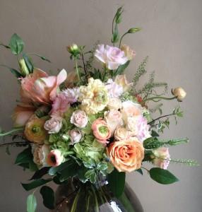 Springtime Abundance Vase Arrangement in Toronto, ON | BOTANY FLORAL STUDIO