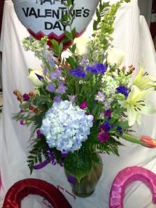 Abundant array spring garden vase in high springs fl thompson abundant array spring garden vase mightylinksfo
