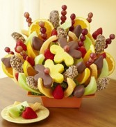 Abundant Fruit Bouquet Edible Fruit Bouquet